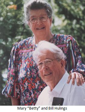 "Mary ""Betty"" and Bill Hulings"