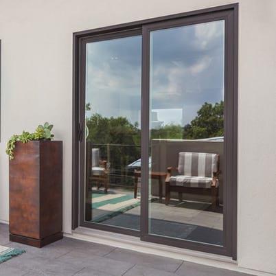 100 Series Gliding Patio Door, Andersen Windows Sliding Glass Doors