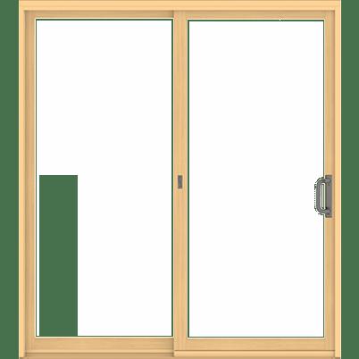 200 Series Narroline Gliding Patio Door, Andersen Windows Sliding Glass Doors