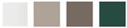 400 series exterior colors patio doors