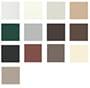 interior colors e-series windows