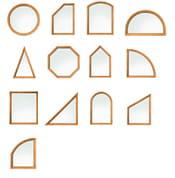 Andersen 100 Series Specialty Windows Shapes