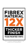 Fibrex Thicker Finish